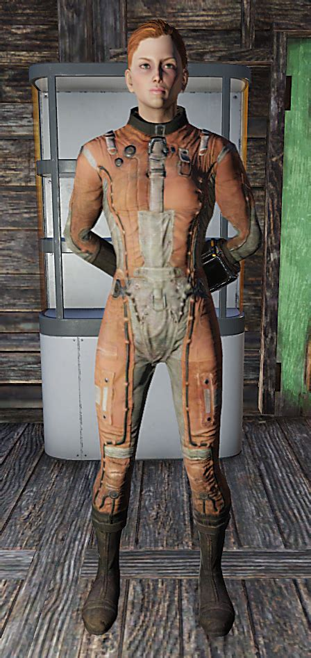 Brotherhood Soldier Suit - The Vault Fallout Wiki