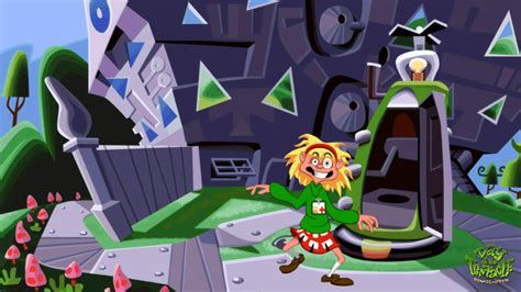 Day of the Tentacle Remastered - Play It on SHIELD with