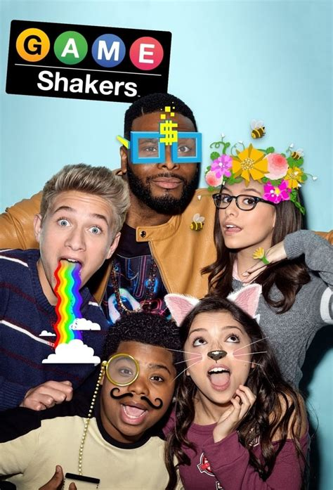 Game Shakers • TV Show (2015 - 2019)