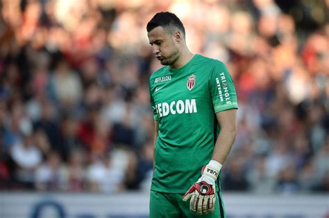 AS Monaco : Subasic absent 2 à 3 semaines !!!Main Opposee