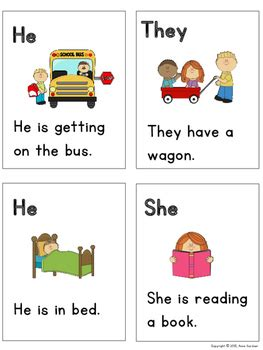 Pronouns for Beginners {Ideal for English Language