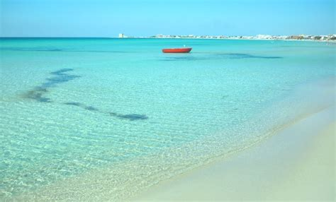 Torre Lapillo Bay: Come arrivare - How to arrive