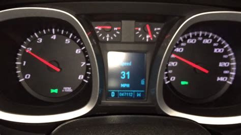 2010 chevy equinox accelerating problems - YouTube