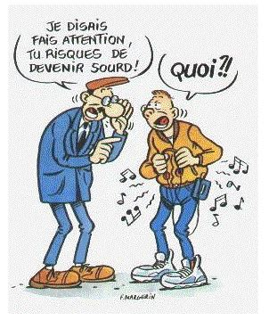 TPE : Les pollutions sonores