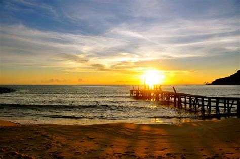 Best Photos of Sunsets on Lazy Beach (2020)   Visit Koh Rong