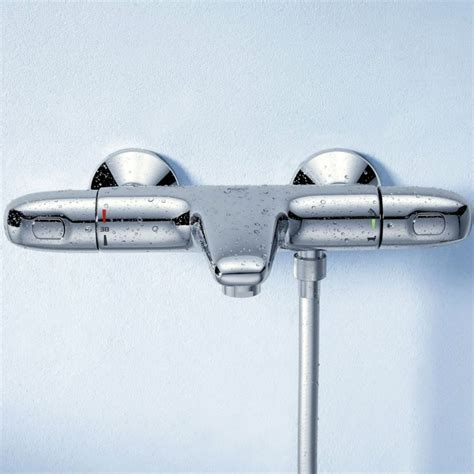 Grohe Grohtherm 1000 Thermostatic Bath and Shower Mixer
