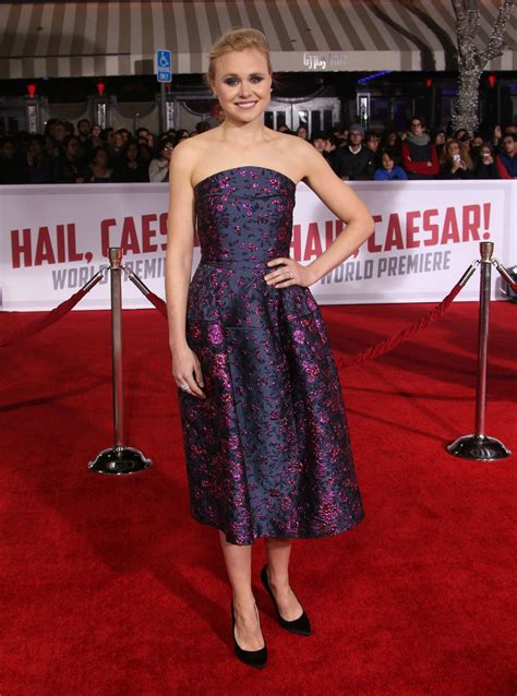 Alison Pill - 'Hail, Caesar!' Premiere in Hollywood